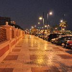 Torremolinos at night