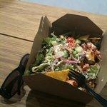Delicious Cajun Chicken salad