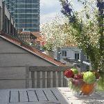 balcon apartement 4-eme etage