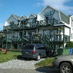 Hotel Sous la Croix, Tadoussac, Quebec