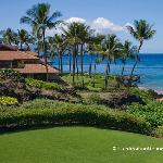 Makena Surf is surrounded by tropical landscapes