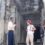 Lesson in Ancient Cambodian History