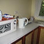 The 'full' kitchen