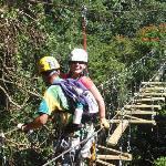 Iguana's Trail Bridge