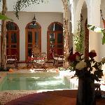 Patio- piscine