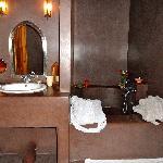 salle de bain taddelakt chocolat