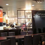 Malaysian recipe cafe@Kuala lumpur airport