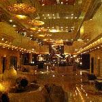 Main foyer - Sofitel Algiers Hamma Garden