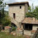 Cosa rimane di una torre di avvistamento del tardo medioevo