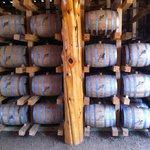 aging in barrels