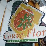 Couve-flor entrance