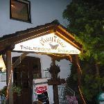 Eingangsbereich Mai Thai Restaurant in Linkenheim
