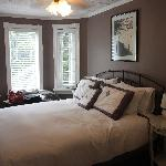 The Lily bedrooms, one of three