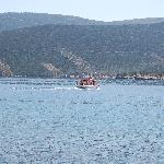 Trikeri Island ferry