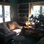 Front parlor room