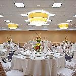 Ballroom at Holiday Inn Elk Grove Village