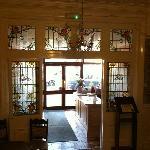 Charming lobby