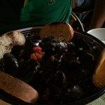 la zuppa di cozze..mmmh