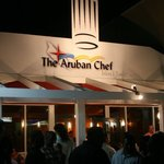 Opening of The Aruban Chef