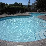 tanning pool