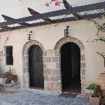 The beautiful Zacosta villa!