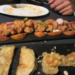 Fish and chips in versione Andalusia