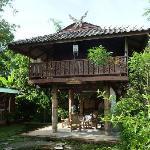Le bungalows pour la famille
