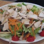 The Buttery Cafe - Chicken Salad was good