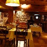Restaurant El mirador del Lago