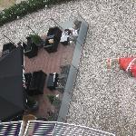 Vista sulla piscina 2