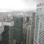 Photo from the Shangri-La floor 53