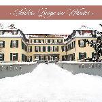 Schloss Berge im Winter