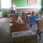 One classroom school