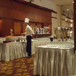 Breakfast Buffet in The Restaurant