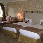 Comforatable beds