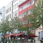 Eiscaf´r Fontanella; Planken, Mannheim
