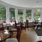 The Conservatory and Breakfast room