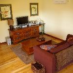 Spa Suite Living Area