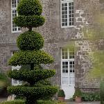 Art topiaire au château de la Ballue