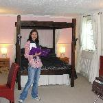 Four poster BIG room