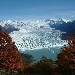 Aerea de Perito Moreno