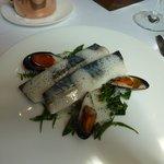 Mackerel - stunning dish