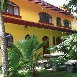 Vista Pacifico garden