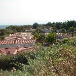 Les cottages en bord de dunes