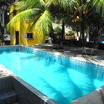 La piscina magnifica
