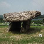 江華支石墓の写真その1