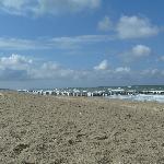Der unendlich lange Strand