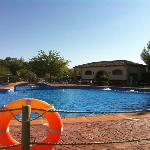 Photo de Hotel Balneario Cervantes