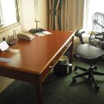 Desk and Herman Miller Chair