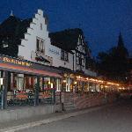 alter moselbahnhof restaurant resmi